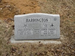Joan Esther <i>Rafferty</i> Harrington