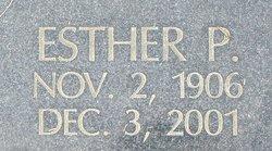Esther P <i>Schiller</i> Beard