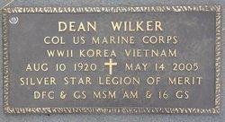 Col Dean Wilker