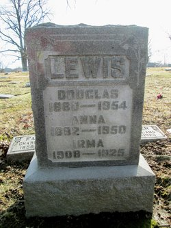 Anna W <i>Bowman</i> Lewis