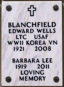 Barbara Lee Blanchfield
