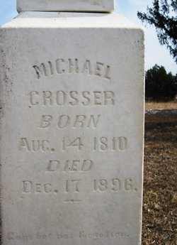 Michael Crosser