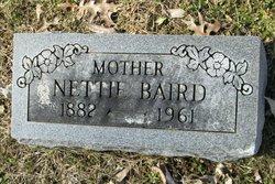 Nettie M <i>Dixon</i> Baird