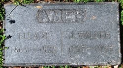 Ella C <i>Dallam</i> Ames