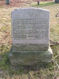 Mary Ann <i>Haskins</i> Abbott