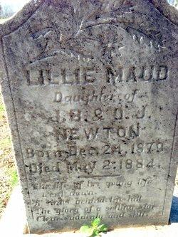 Lillie Maud Newton