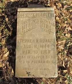 Stephen N Howard