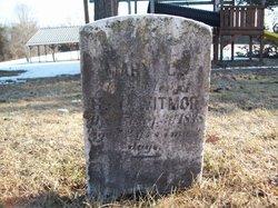 Mary C Witmor