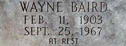Everett Wayne Baird