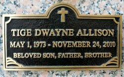 Dwayne Tige Allison