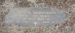 Royal August Roy Aubuchon, Sr