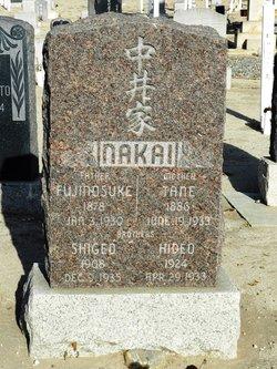 Fujinosuke Nakai