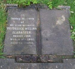 Frederick William Alabaster