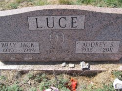 Billy Jack Luce, Sr