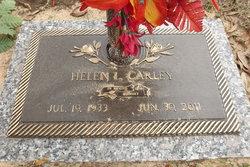 Helen L Carley