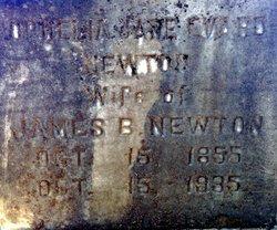Ophelia Jane <i>Evard</i> Newton