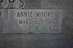 Annie <i>Moore</i> Sherrod