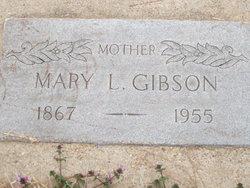 Mary Louisa Mollie <i>Haynes</i> Gibson