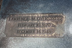 Lawrence M. Overstreet