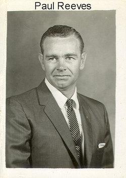 Paul William Reeves