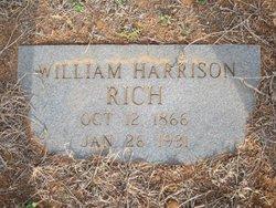 William Harrison Mack Rich