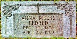 Anna Lee <i>Meeks</i> Eldred