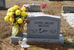 Gloria <i>Miller</i> Milton