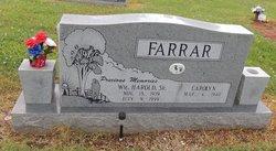 Carolyn I. Abbie <i>Pittman</i> Farrar