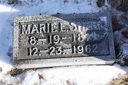 Marie Elizabeth <i>Aron</i> Shebl