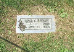 Opal Craig <i>Craft</i> Brown