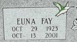Euna Fay <i>Henderson</i> Allen