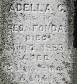 Adella C. <i>Platts</i> Fonda