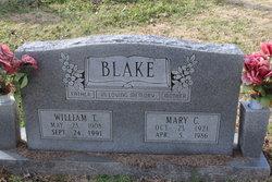 Mary Catherine <i>Pate</i> Blake