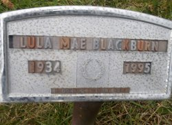 Lula Mae Blackburn
