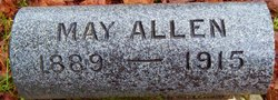 Mary Julia May Allen