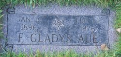 Frances Gladys <i>Luckey</i> Aue