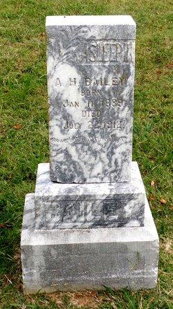 A. H. Bailey