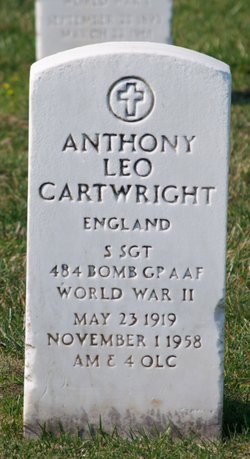 Anthony Leo Cartwright