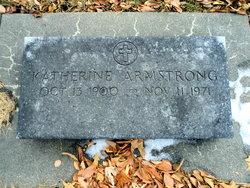 Katherine Emma Barbara <i>Schmidt</i> Armstrong