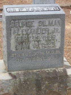 George Gilman Alexander, Jr