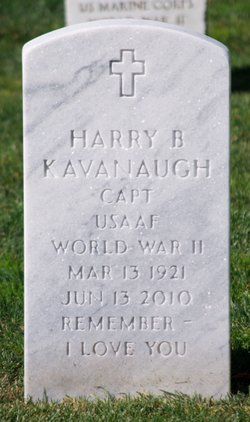 Harry Bert Kavanaugh