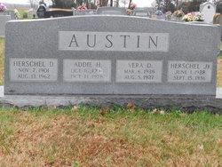 Addie H Austin
