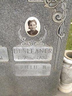 Desleaner <i>Gardner</i> Bates
