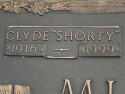 Clyde Leon Shorty Murphy