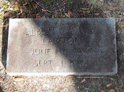Albert Sidney Jock Lawton