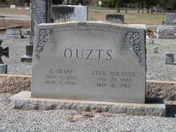 George Trapp Ouzts