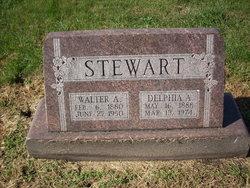 Delphia Ann <i>Jones</i> Stewart