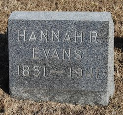 Hannah <i>Reese</i> Evans