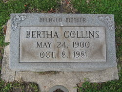 Bertha Collins