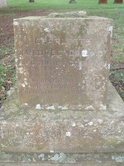 Charlotte Mildred Mildred <i>Langton/Massingberd</i> Darwin